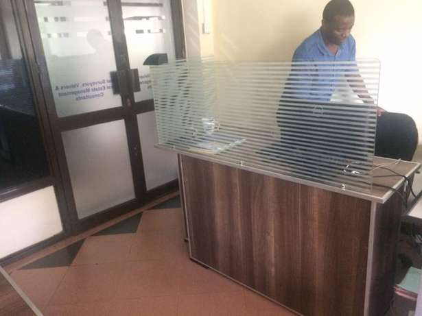 New work station and reception table Kampala - image 7