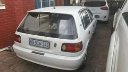 2004 Toyota Tazz for sale.