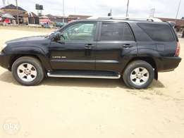 Neatly used Reg 2005 Toyota 4Runner with clean engine