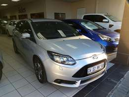 2013 Ford a focus ST3