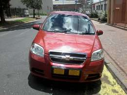 Chevrolet Aveo 1,5 Automatic, Model 2008, Mileage 85000km