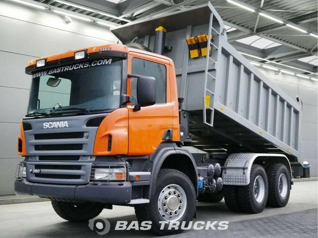 Scania p 380 - mietkauf bereits ab euro 699 p.m. ohne schufa