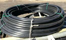 New HDPE pipes