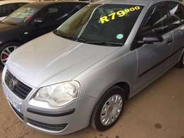 VW Polo 1.6 Comfortline, Trade in welcome