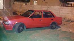 Mazda 323 up for grabs