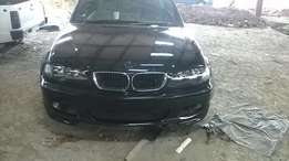 2004 BMW 318i non runner project car