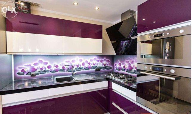 Bardzo dobryFantastyczny Meble,szkło do kuchni,panele szklane z grafika,lakobel,nadruk na WS04