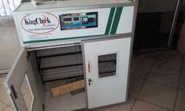 528 Egg Full Automatic Incubator