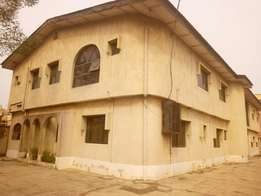 Five bedroom duplex and two unit of three bedroom apartment at ikotun