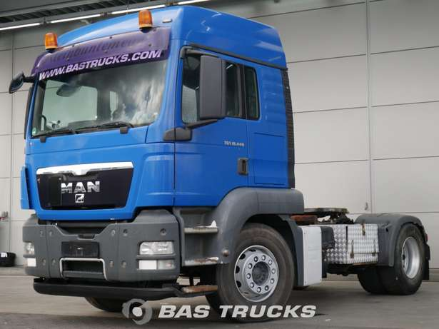MAN TGS 18.440 LX - To be Imported Lekki - image 1