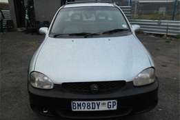 2000 Opel Corsa Utility 1.6 sport for sale