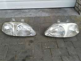 Honda Ballade lights