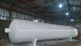 A brand new 26tons lpg storage tank for sale