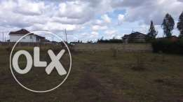 Prime plots for sale in Yukos Kitengela with clean title deeds