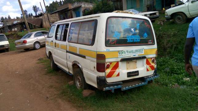 Toyota shark 5l body diff and Gearbox. Nakuru East - image 2