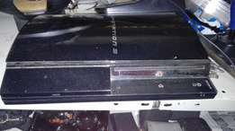 PlayStation 3 for sale as is