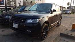 2014 Range Rover Sport Supercharged Available