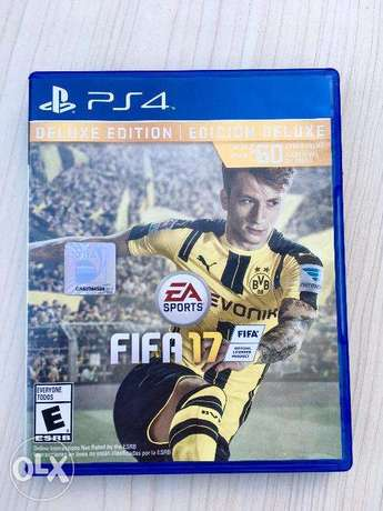 FIFA 17 Video Game Lagos Mainland - image 1
