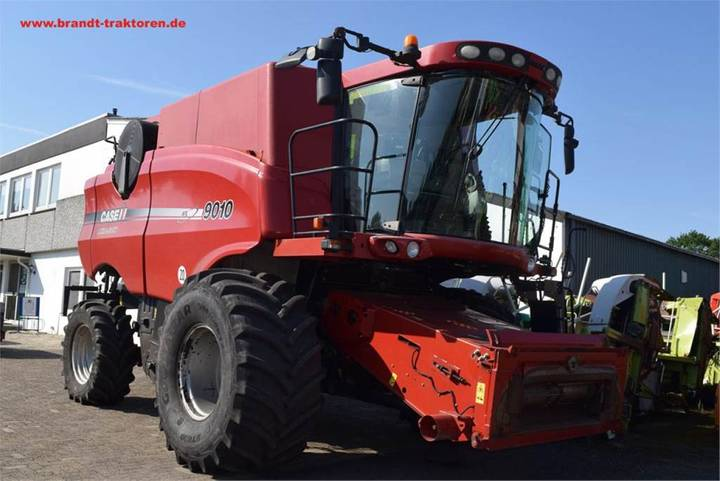Case IH 9010 Axial Flow - 2008