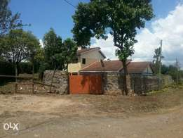 House on sale Kahawa sukari on corner plot