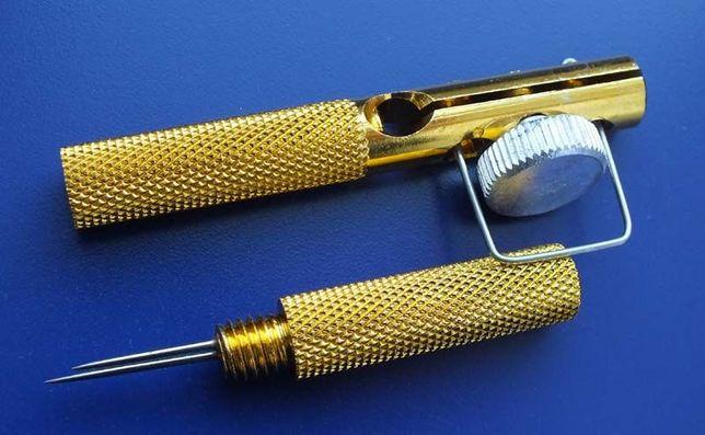 приспособление для привязывания крючков узловяз крючковяз петлевязка