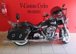 Mint Condition 2014 Roadking Classic!