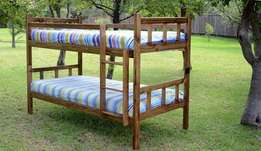 Kyle bunk sale at Woodnbeds R2500 excluding mattress,call now we del