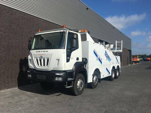 Iveco ASTRA 8848 HD 9 8X8 RECOVERY TRUCK NEW - 2014 - image 2