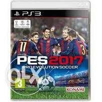 PS3 Pro Evolution Soccer (PES 17)