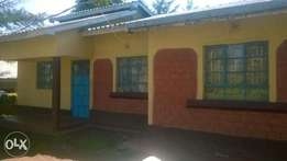 1 acre land and 3 bedroom house for sale