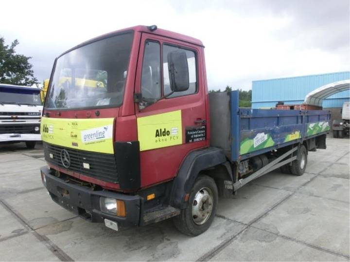 Mercedes-Benz 814 Pick up. Manual Gearbox - 1992