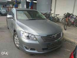 A tokunbo Toyota Camry 2010