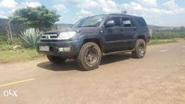 Toyota Hilux Surf New Model in good condition