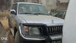Clean Registered Toyota Land Cruiser Prado
