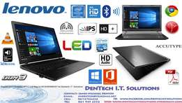 New In Box Latest Lenovo ideapad Entry level+HD Audio+7 Hour Battery+1