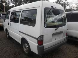2010 Nissan Vanette auto diesel 2wd single rear tyre High roof