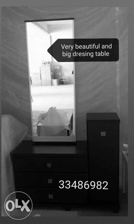 Big dresing table available