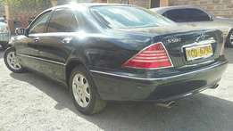 Great car, I'm happy!- Mercedes Benz S500 KCD Dark Green Clean