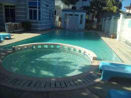 3 Bed room furnished apartment in nyali