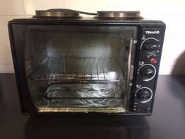 2 plate electric oven for sale