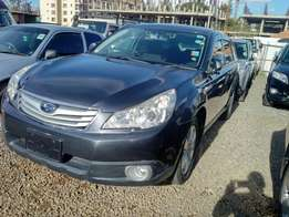 Subaru Outback Eyesight Edition 2010