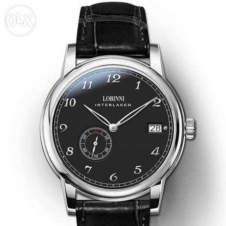 Automatic Dress Watch with micro-rotor