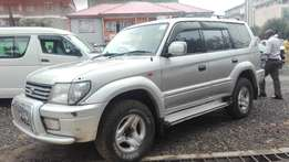 Toyota prado KAZ 7seater 2001 diesel super clean buy and drive auto