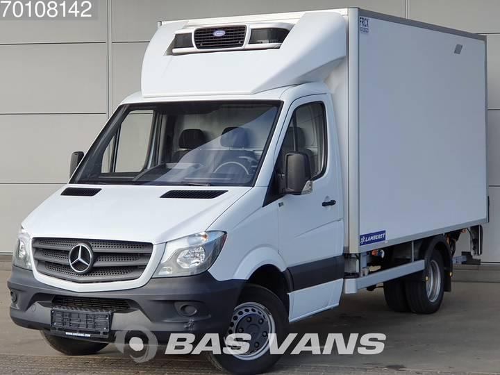 Mercedes-Benz Sprinter 516 CDI 160pk Koelwagen -20C Vries Dag/Nacht Laa... - 2017