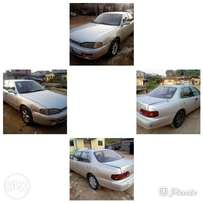 Clean Toyota Camry 96model for sale 650k