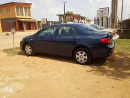 08 months use corolla very sharp up for grabs