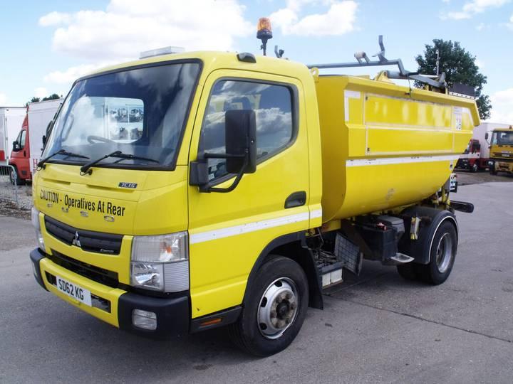 Mitsubishi Canter Fuso 7C15 - 2012