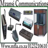 Full conference equipment services in Gauteng