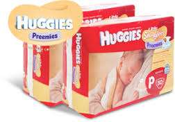 3packetsx brand new Huggies Preemie Disposable Diapers