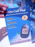 Oncall Plus Glucometer and Strips